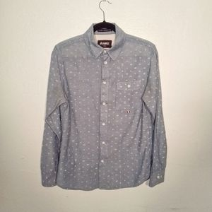 Altamont S Multi Print Woven Button Down